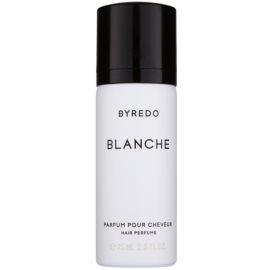 Byredo Blanche perfume para el pelo para mujer 75 ml