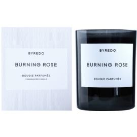 Byredo Burning Rose vonná svíčka 240 g