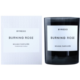 Byredo Burning Rose dišeča sveča  240 g