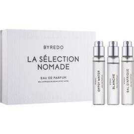 Byredo Discovery Collection zestaw upominkowy I.  woda perfumowana 3 x 12 ml