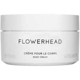 Byredo Flowerhead tělový krém pro ženy 200 ml