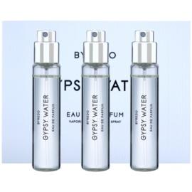 Byredo Gypsy Water Eau de Parfum unisex 3 x 12 ml Dreifach-Nachfüllpackung mit Zerstäuber