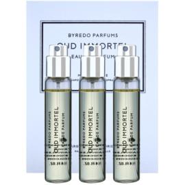 Byredo Oud Immortel woda perfumowana unisex 3 x 12 ml (3x uzupełnienie z atomizerem)