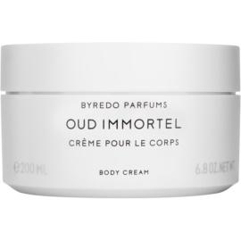 Byredo Oud Immortel Körpercreme unisex 200 ml