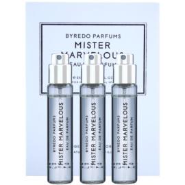 Byredo Mister Marvelous woda perfumowana dla mężczyzn 3 x 12 ml (3x uzupełnienie z atomizerem)