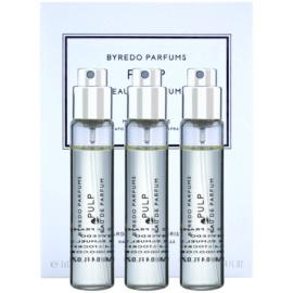 Byredo Pulp eau de parfum unisex 3 x 12 ml (3x utántöltő szórófejjel)