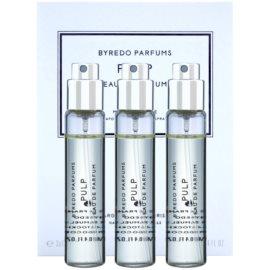 Byredo Pulp Eau de Parfum unisex 3 x 12 ml Dreifach-Nachfüllpackung mit Zerstäuber