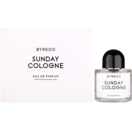 Byredo Sunday Cologne Eau de Parfum unisex 50 ml