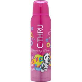 C-THRU Blooming Sense Deo-Spray für Damen 150 ml