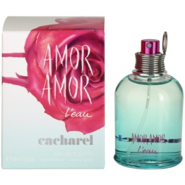 Cacharel Amor Amor L'Eau Eau de Toilette for Women 50 ml