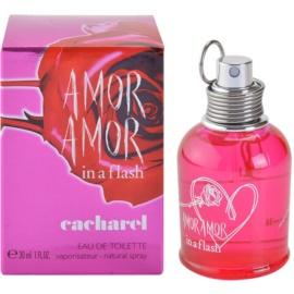 Cacharel Amor Amor In a Flash toaletní voda pro ženy 30 ml