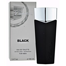 Cadillac Black Limited Edition eau de toilette férfiaknak 100 ml