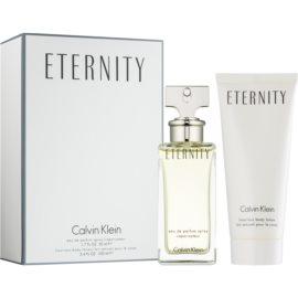 Calvin Klein Eternity подарунковий набір Х  Парфумована вода 50 ml + Молочко для тіла 100 ml