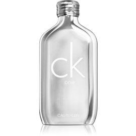 Calvin Klein CK One Platinum Edition toaletna voda uniseks 100 ml