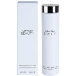Calvin Klein Beauty crema doccia per donna 200 ml