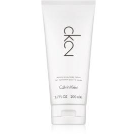 Calvin Klein CK2 тоалетно мляко за тяло унисекс 200 мл.