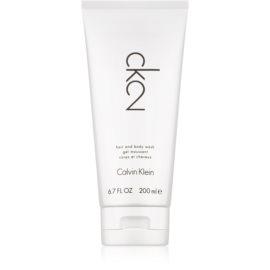 Calvin Klein CK2 gel za prhanje uniseks 200 ml