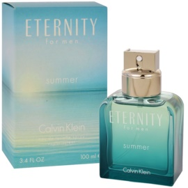 Calvin Klein Eternity for Men Summer (2012) eau de toilette para hombre 100 ml