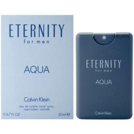 Calvin Klein Eternity Aqua for Men Eau de Toilette für Herren 20 ml