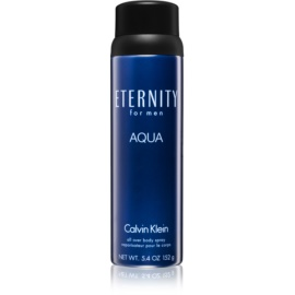 Calvin Klein Eternity Aqua for Men testápoló spray férfiaknak 160 ml