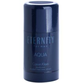 Calvin Klein Eternity Aqua for Men dezodorant w sztyfcie dla mężczyzn 75 g