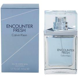 Calvin Klein Encounter Fresh eau de toilette férfiaknak 50 ml