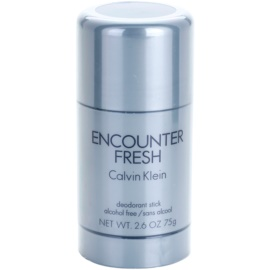 Calvin Klein Encounter Fresh Deo-Stick für Herren 75 g