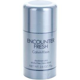 Calvin Klein Encounter Fresh deo-stik za moške 75 g