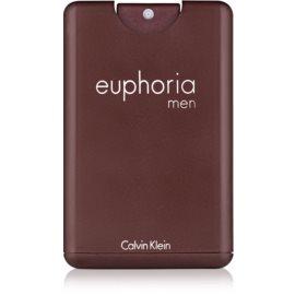 Calvin Klein Euphoria Men eau de toilette férfiaknak 20 ml  utazási csomag