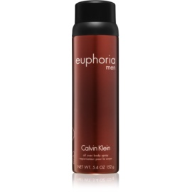 Calvin Klein Euphoria Men spray corporal para hombre 160 ml
