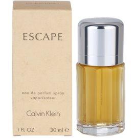 Calvin Klein Escape parfémovaná voda pro ženy 30 ml