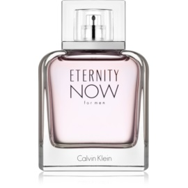 Calvin Klein Eternity Now Eau de Toilette para homens 100 ml