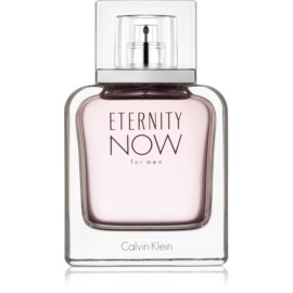 Calvin Klein Eternity Now Eau de Toilette para homens 50 ml