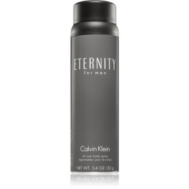 Calvin Klein Eternity for Men pršilo za telo za moške 160 ml