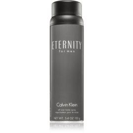 Calvin Klein Eternity for Men tělový sprej pro muže 160 ml