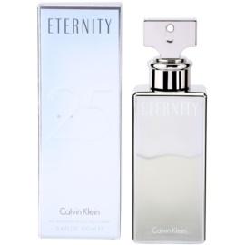 Calvin Klein Eternity Anniversary Edition 25 parfémovaná voda pro ženy 100 ml