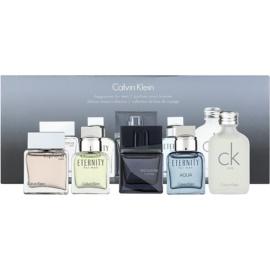 Calvin Klein Mini подаръчен комплект XVI.  тоалетна вода 5 x 10 ml