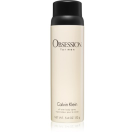 Calvin Klein Obsession for Men deospray pro muže 152 g