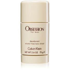 Calvin Klein Obsession for Men Deo-Stick für Herren 75 ml alkoholfrei