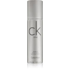 Calvin Klein CK One desodorante con pulverizador unisex 150 g