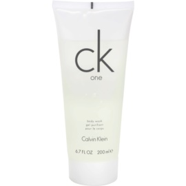 Calvin Klein CK One sprchový gel unisex 200 ml