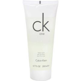 Calvin Klein CK One Duschgel unisex 200 ml