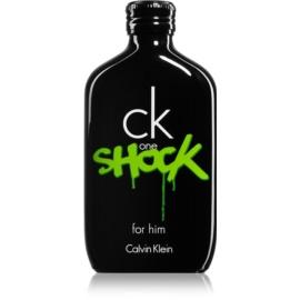 Calvin Klein CK One Shock for Him Eau de Toilette für Herren 100 ml