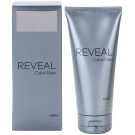 Calvin Klein Reveal żel pod prysznic dla mężczyzn 200 ml