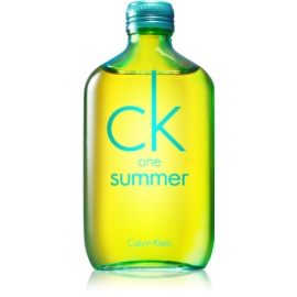 Calvin Klein CK One Summer 2014 eau de toilette unisex 100 ml