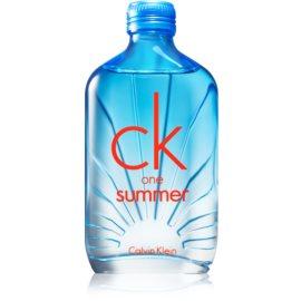 Calvin Klein CK One Summer 2017 Eau de Toilette unissexo 100 ml