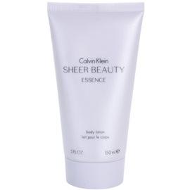 Calvin Klein Sheer Beauty Essence Körperlotion für Damen 150 ml