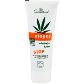 Cannaderm Atopos schützende und pflegende Handcreme  75 g