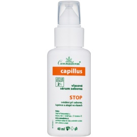 Cannaderm Capillus sérum seborea para ac  40 ml