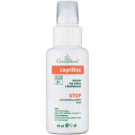 Cannaderm Capillus sérum de cafeína anti-queda  40 ml